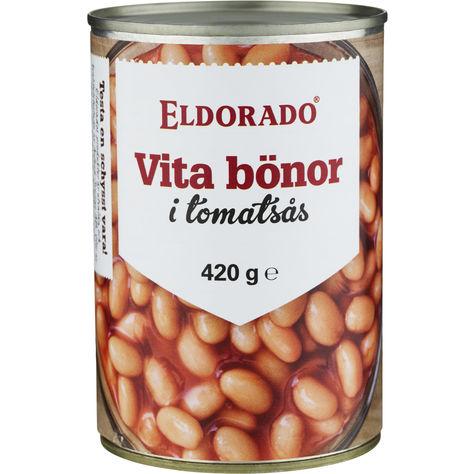 heinz vita bönor i tomatsås recept