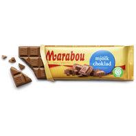 marabou vit choklad innehållsförteckning