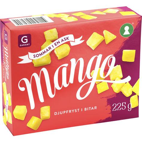Mango Bitar Frysta