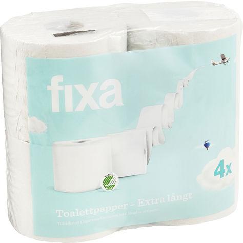 Toalettpapper Extra Långt