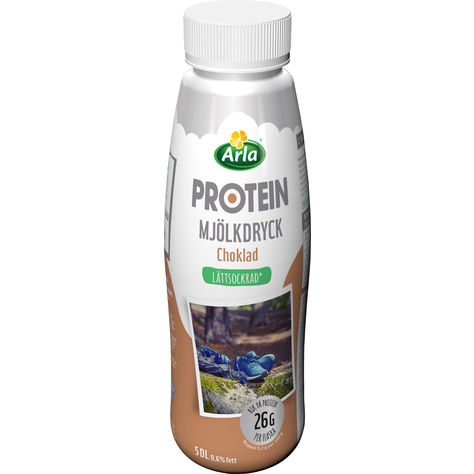 protein mjölkdryck