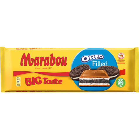 marabou mjölkchoklad 100g pris