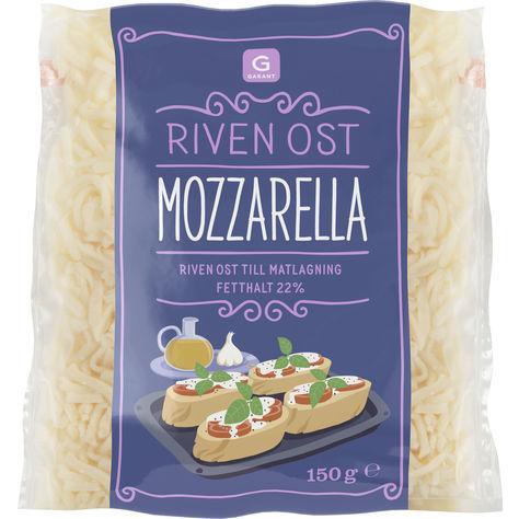 Mozzarella Riven