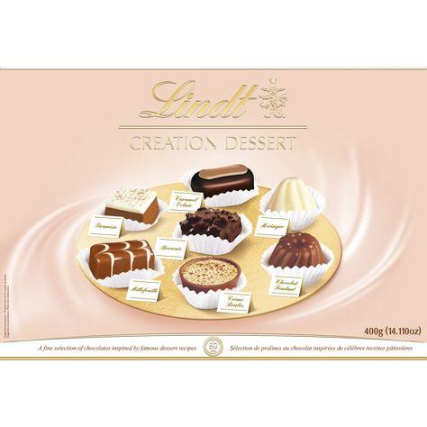 lindt chokladask pris