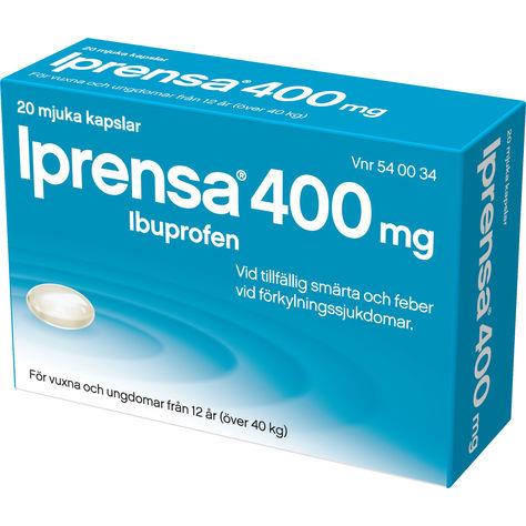 ibuprofen eller ipren