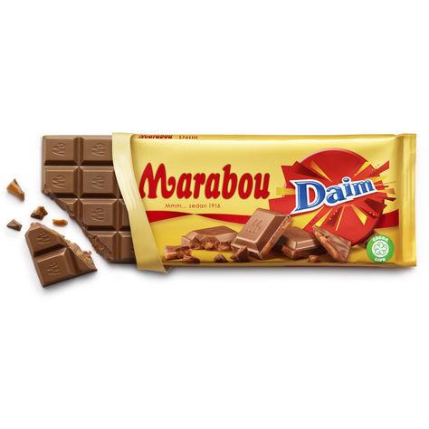 marabou choklad tack