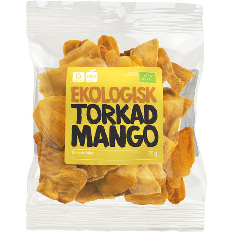 Torkad Mango Ekologisk