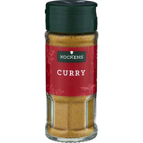 röd curry krydda