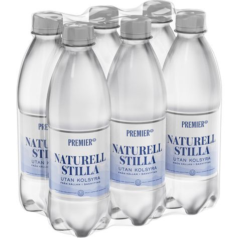 vatten utan fluor