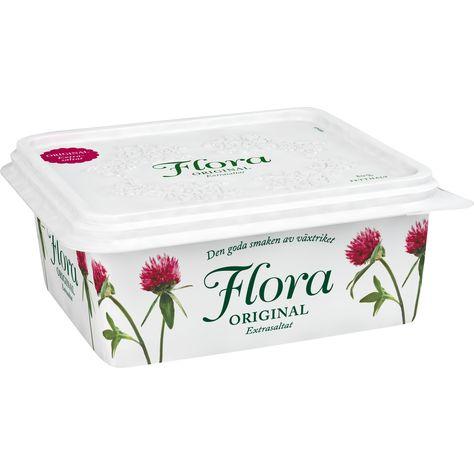 flora margarin innehåll
