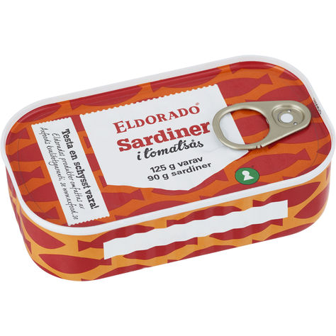 eldorado makrill i tomatsås