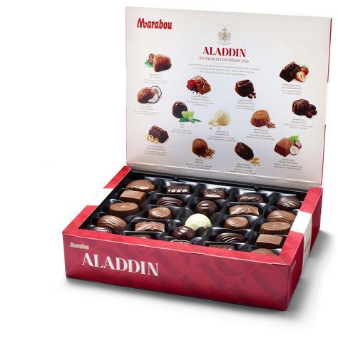 billig aladdin choklad
