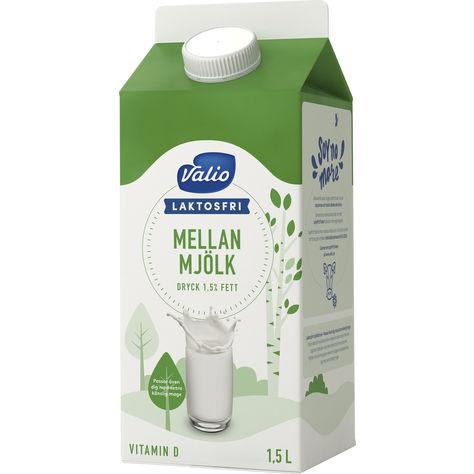 laktosfri mjölk hållbarhet