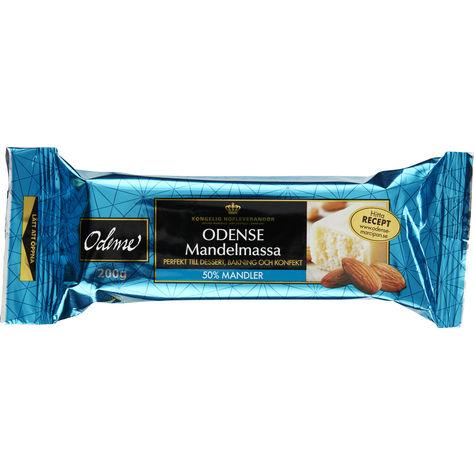 odense vit choklad innehållsförteckning