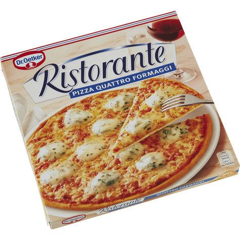 Pizza Quattro Formaggi Fryst