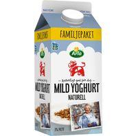 naturell yoghurt innehåll