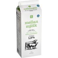 hur mycket kostar mjölk