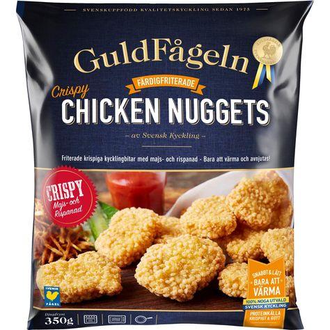 Chicken Nuggets Crispy Frysta