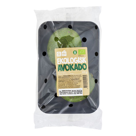 Avokado 2-Pack Eko Klass 1