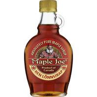 maple syrup sverige
