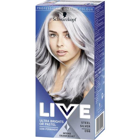 silver hårfärg köpa