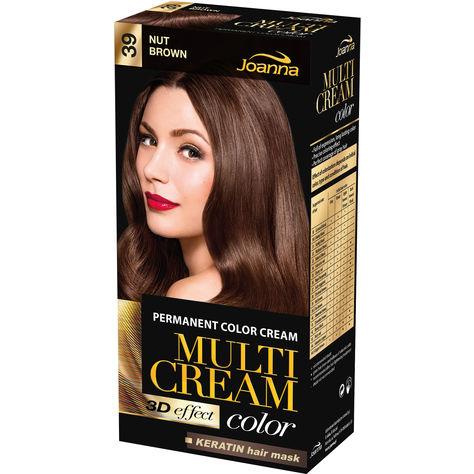grå permanent hårfärg
