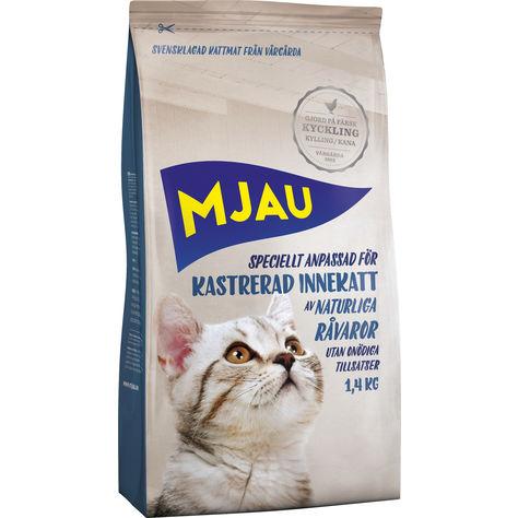 bra billigt torrfoder katt