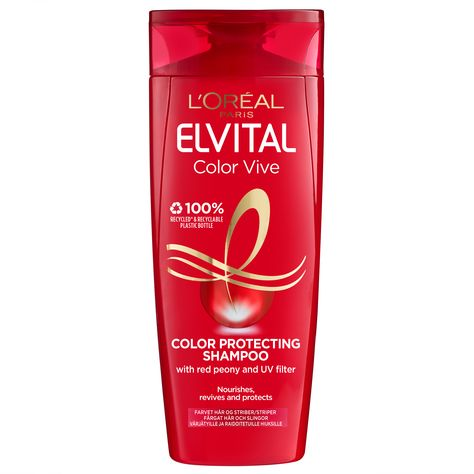 schampo till färgat hår