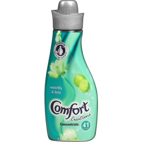 comfort sensation sköljmedel