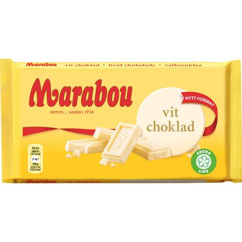 vit choklad pris