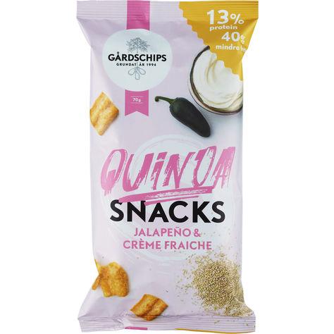 quinoa chips sverige