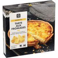 Tarte Aux Fromages Ostpaj Fryst