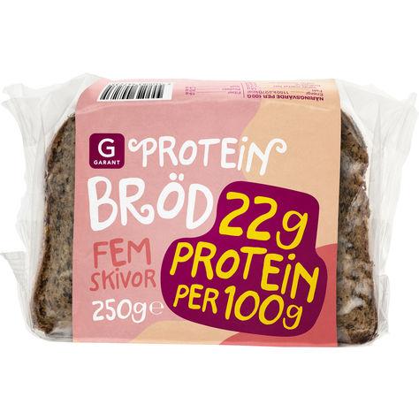 va gott proteintoast